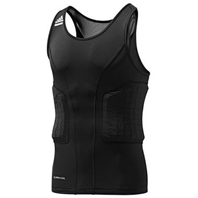 Adidas TECHFIT Mens Padded Compression Tank Top