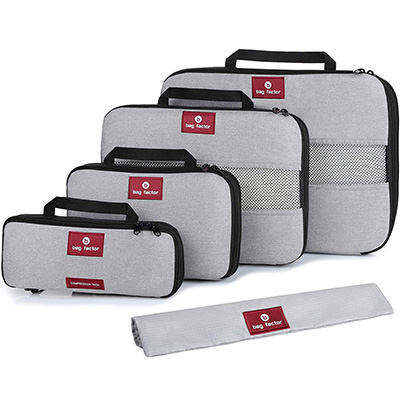 Compression Packing Cubes for Travel