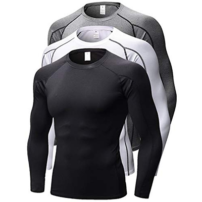 Queerier Men's Compression Fitness Shirt