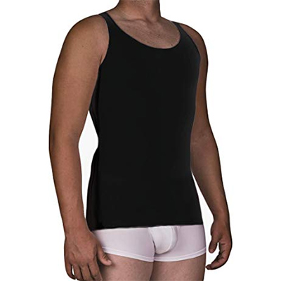 Underworks Mens Compression Tank Top