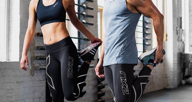 compression tights help recovery